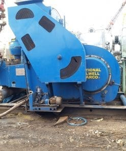 NOV Emsco FB-1600 Triplex Mud Pump