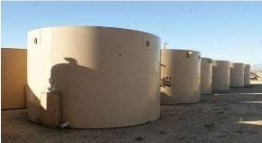 300 BBL Steel Production Tank