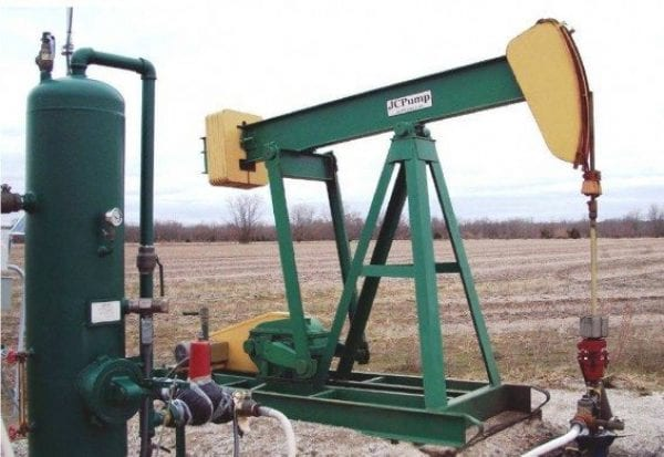 JC Pump Jack 25DB-67-36