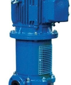 Vertical Multistage Centrifugal Pumps