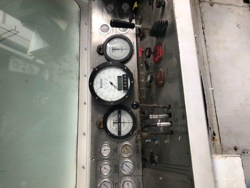 offshore interior dash board
