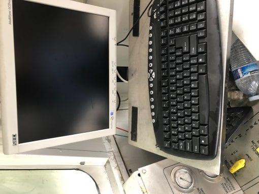offshore interior monitor screen